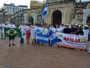 Conferência da ITF Américas na Colômbia!